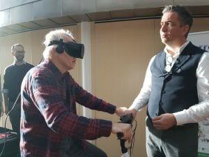 VR-fiets